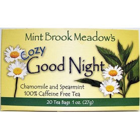 Tea-Goodnight Chamomile and Spearment