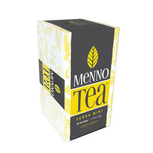 Tea-Raw Yerba Mint Menno