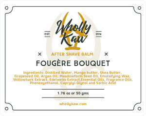 Fougère Bouquet After Shave Balm