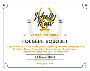 Fougère Bouquet After Shave Toner