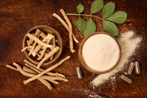 Ashwagandha+: Daily Adaptogenic
