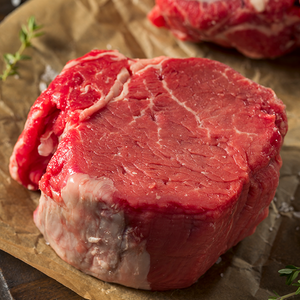 Grass-Fed Grass-Finished Filet Mignon (6 oz)