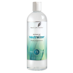 Fortified Mineral Neutralizer (20 fl oz)
