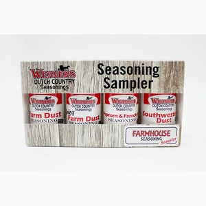 Seasoning Sampler - Farmhouse