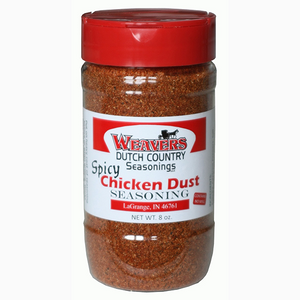 Spicy Chicken Dust