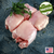 Large Pack of Boneless Skinless Free-Roaming Chicken Thighs (2.5 lbs)