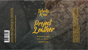 Project Leather After Shave Toner