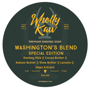 Washington's Blend - Special Edition