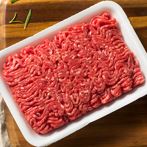 Grass-Fed Grass-Finished Ground Beef 80/20 (~1 lb)