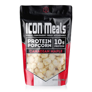 Canadian Maple Protein Popcorn