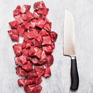 Grass-Fed Grass-Finished Stew Meat (~1 lb)