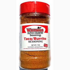 Taco/Buritto Seasoning