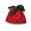 Strawberry Tea Pot Cosy Hand Knitting Kit