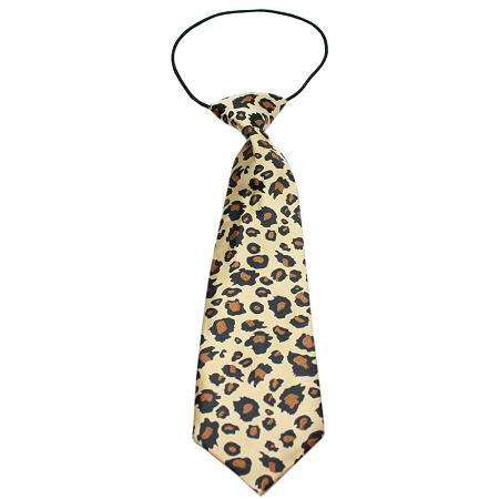 Big Dog Neck Tie Leopard - Petponia
