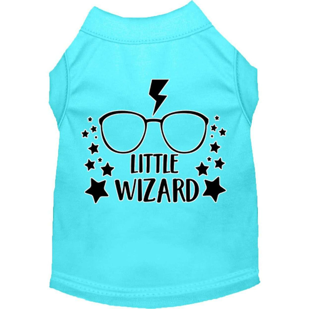 Little Wizard Screen Print Pet Shirt - Petponia