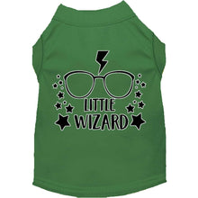 Load image into Gallery viewer, Little Wizard Screen Print Pet Shirt - Petponia