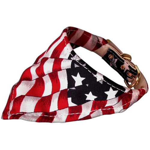 America the Beautiful Bandana Collar - Petponia