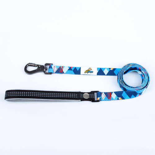 Mighty Dog Leash - Small / Mighty Blue - Medium / Mighty Blue - Large / Mighty Blue