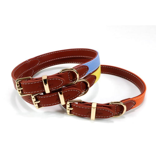 Luxe Vegan Leather Collars