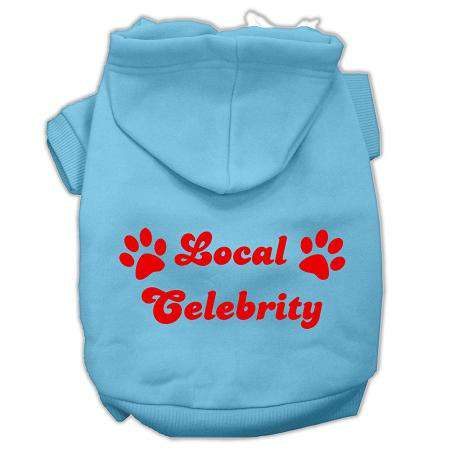 Local Celebrity Screen Print Pet Hoodies - Petponia