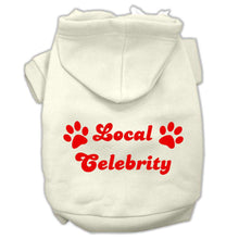 Load image into Gallery viewer, Local Celebrity Screen Print Pet Hoodies - Petponia