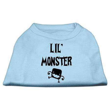 Lil Monster Screen Print Shirts - Petponia