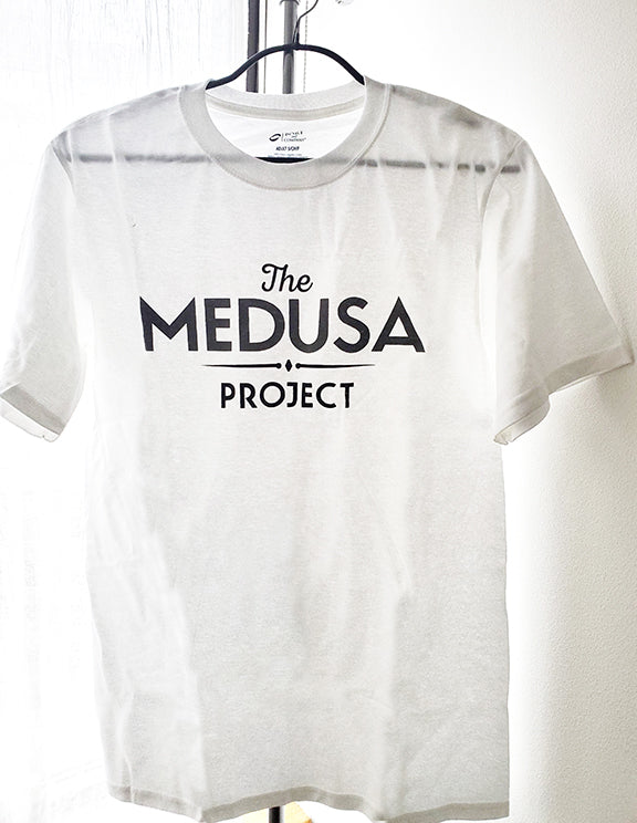 the-medusa-project - Cotton Logo Tee - The Medusa Project - Logo Tee