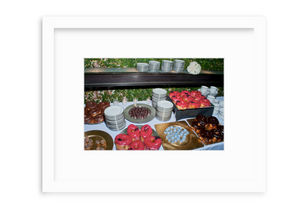 "the-medusa-project - Fine Art Digital C-print ""Dessert for Many, LIC, 2014"" - The Medusa Project - color photograph"