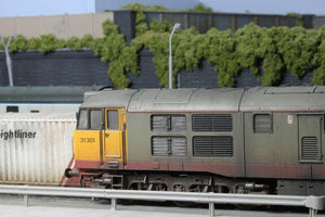 Bespoke Weathering OO or N Gauge