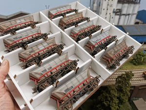 The Warley Stock Box (OO Gauge Pack of 3)
