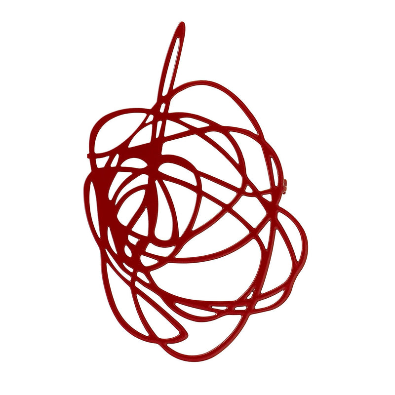 Scribble Brooch - inSync design