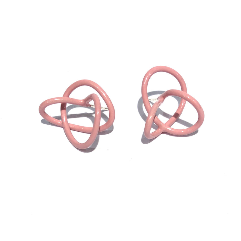 Knotted Studs Large - Kate Sale