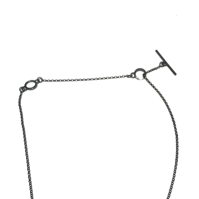 Que Heir Charm Necklace -  Erica Bello