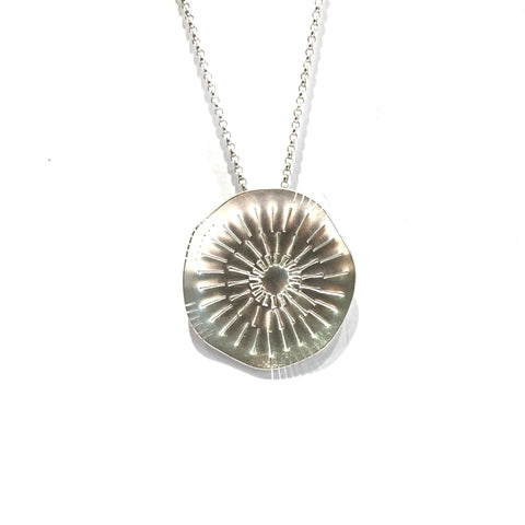 Between the Lines Pendant - Tara Lofhelm