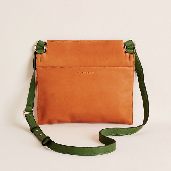 Sling Bag Ochre - Nancybird