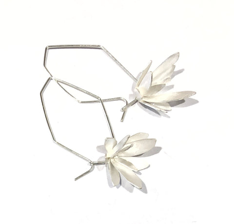 Statement Hook Earrings - Ananda Ungphakorn