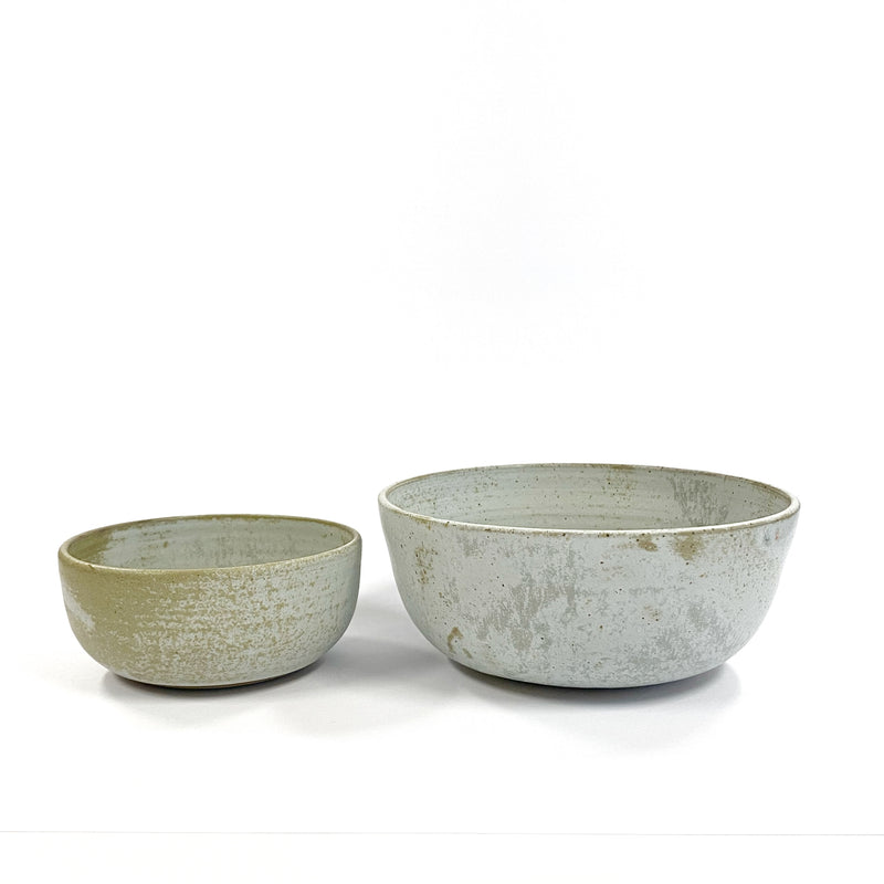 Blue Grey Small Bowl - lk ceramics
