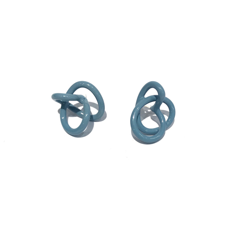 Knotted Studs Small - Kate Sale