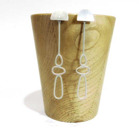 Pebble Drop Earrings - Ella Calas