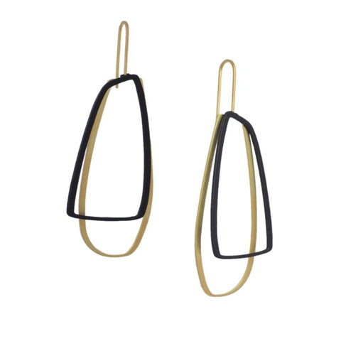 Large Outline X2 Earring - Insync