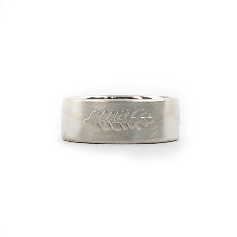 Feather Band Ring - Milly Thomas