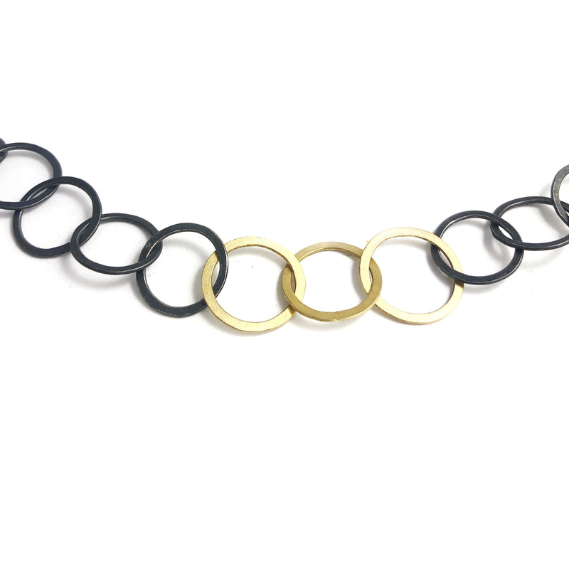 Chain Link Necklace - Kaoru Rogers