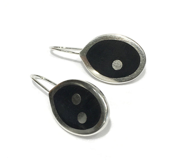 One & Two Dot Earrings - Christine Battochio