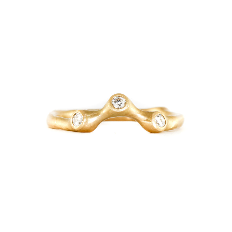 Diamond Solitaire Ring - Johnny Ninos