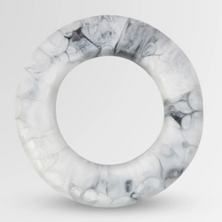 Disc Bangle in Abalone - Dinosaur Designs