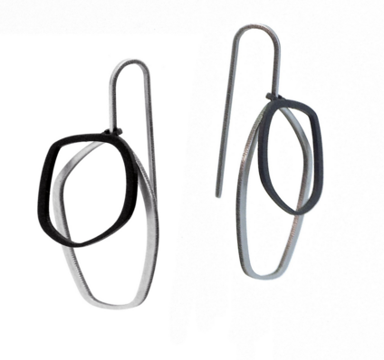 Small Outline X2 Earring - Insync
