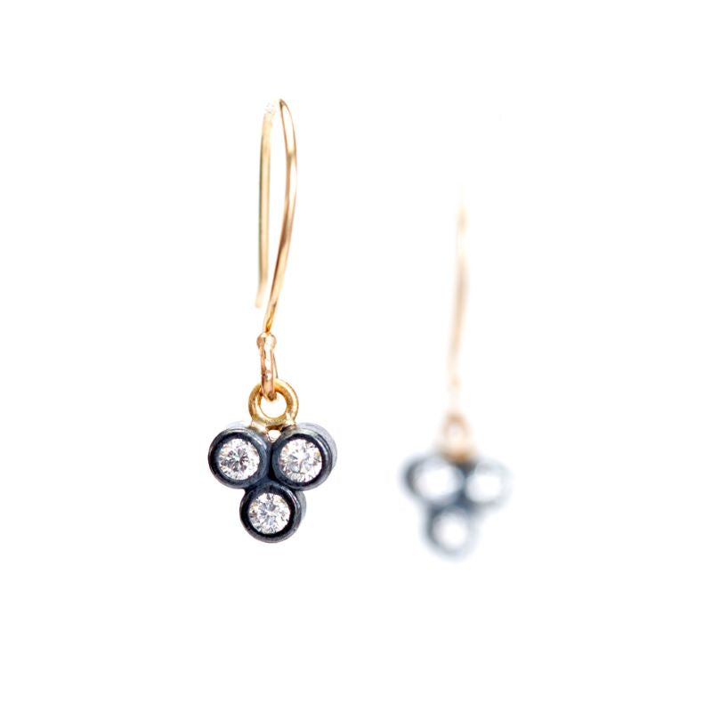Clover Earrings - Rebecca Overmann