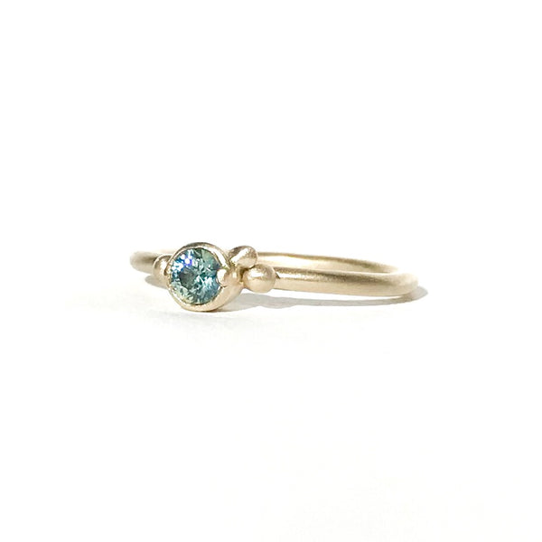 Small Parti Stacking Ring - Milly Thomas