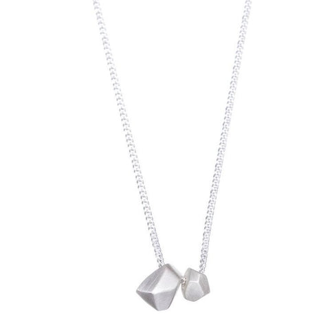Twin Rock Necklace- Shabana Jacobson