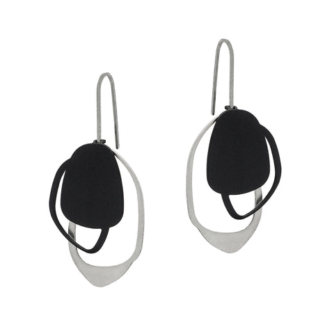 X2 Stone Earrings - Insync Design